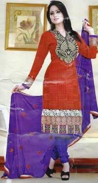 LONG CHURIDAR SUIT