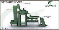 Wet Tabling Plant