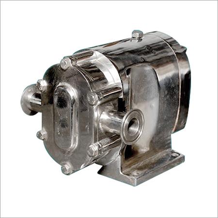 Electro Plated Lobe Pump