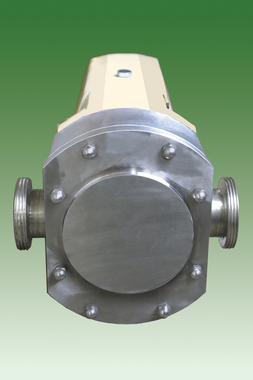 Horizontal Lobe Pump