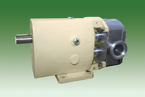Horizontal Rotary Lobe Pump