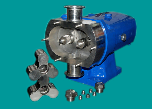 Vertical Lobe Pump