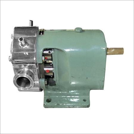 Steam Jacketed Rotary Lobe Pump
