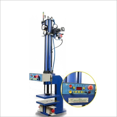 Hydro Pneumatic C Frame Machine