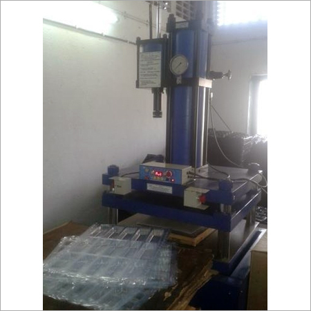 Blister Cutting Press