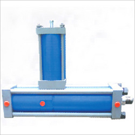 HYDRO Pneumatic Cylinder FOR PET BLOWING MACHINE