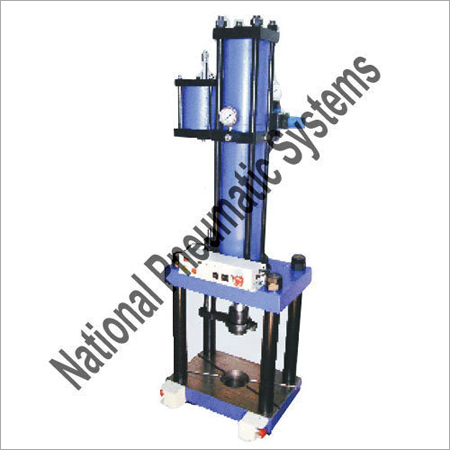 Hydro Pneumatic Pillar Presses