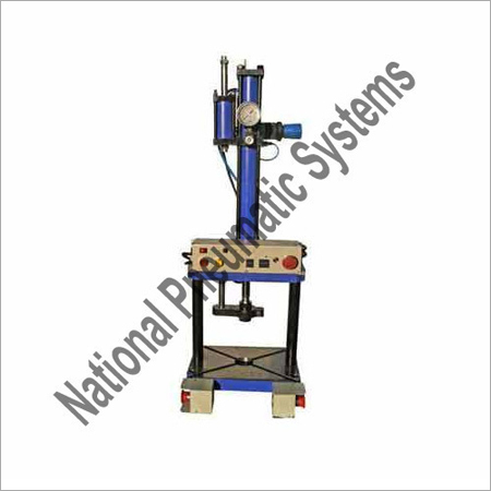 Two Pillar Hydro Pneumatic Press