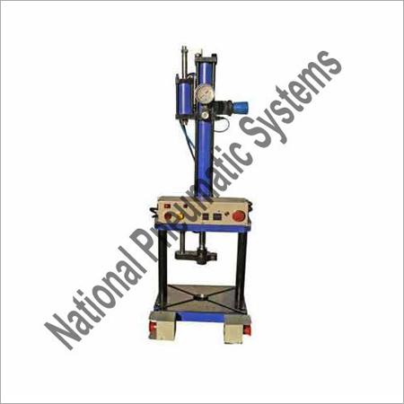 two piller hydro pneumatic press