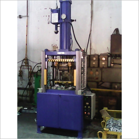 Aluminum Casting Trimming Press