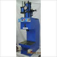 Hydro Pneumatic C Frame Press Machine