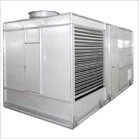 Integrated Type Evaporative Condensed Chiller