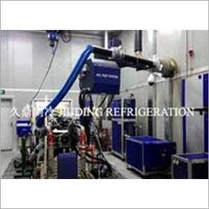 Engine Testing Environmental Simulation System