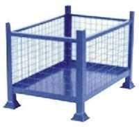 Wire Net Metal Pallet