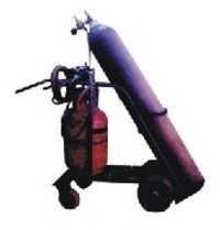 Oxy & LPG Gas Cylinder Trolley