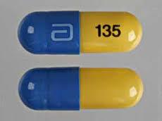 ADILIP 135 Fenofibrate Capsules