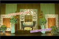New Design Wedding Stage Backdrop Panels