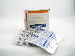 ADMENTA 5MG Memantine Tablet