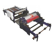 Flexographic Printing Cum Sheeting Machine