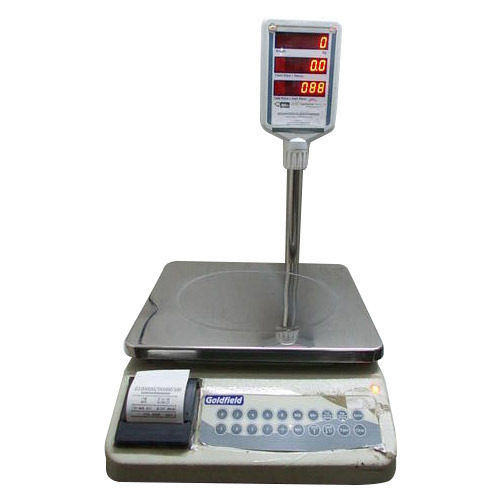Digital Price Counter Scales with Printer