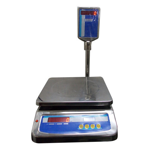 Digital SS Counter Scales with Pole