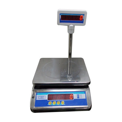 Digital Big Display SS Counter Scales