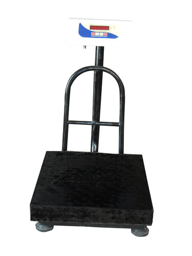 Digital Checkered Weighing Scales