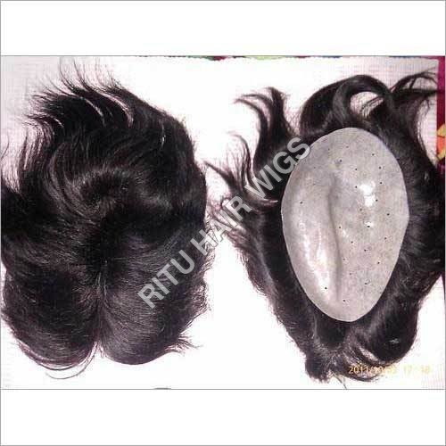 Men's Full Size Hair Wig