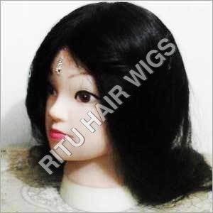 Natural Black Hair Wig