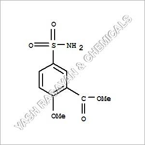 Methyl 2 Methoxy 5 Sulfamoylbenzoate