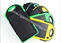 Solar Charger Solar Power Bank Solar Battery