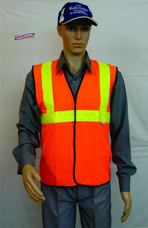 Mens Safety Vest