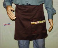 Short Cotton Apron