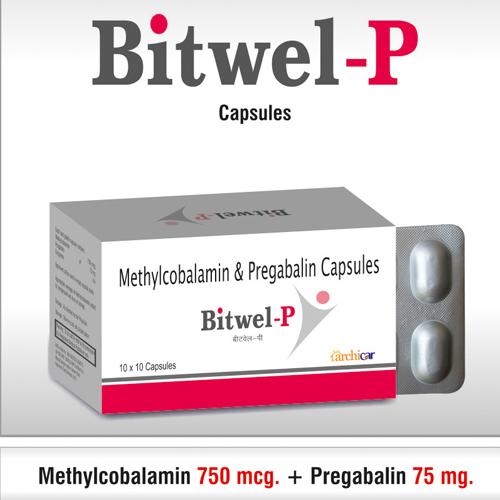 Bitwel-P Capsules
