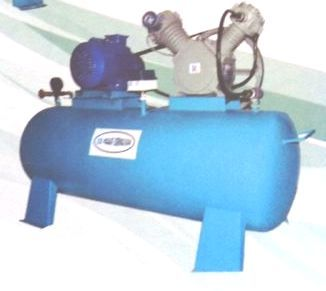 Eco Model Double Stage Air Compressor