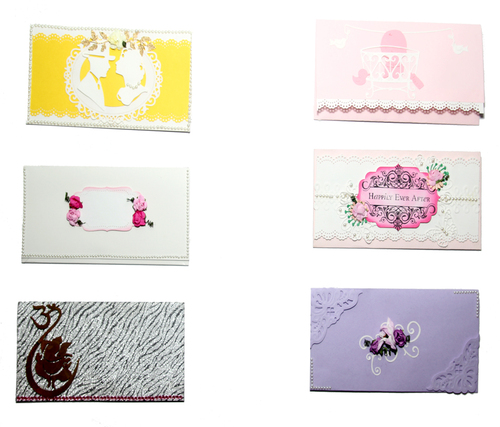 Handmade Marriage Envelopes