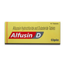 Alfusin-D Alfuzosin Tablet