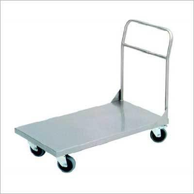 Platform Trolley Fixed Handle