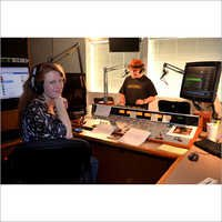 Audio Recording Studio Installation