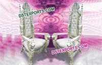 Wedding White King Chairs