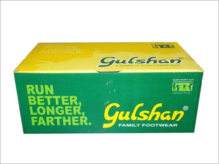 Footwear Packaging Boxes