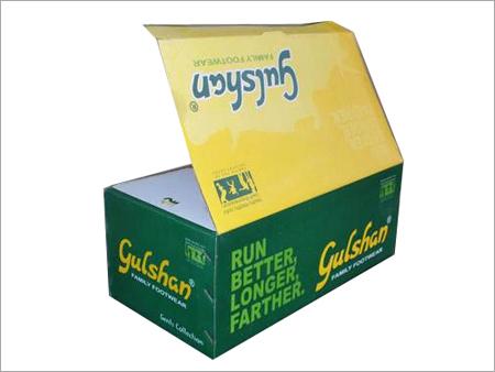 Mono Corrugated Shoes Boxes