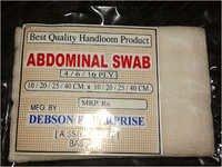 Abdominal Swab