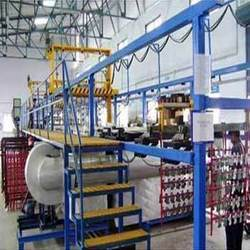 Automatic Electroplating Plant