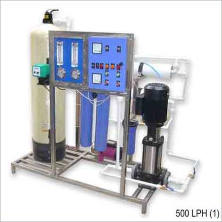 Automatic Water Purifier Plant