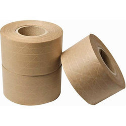 Reinforced Paper Gummed Tapes