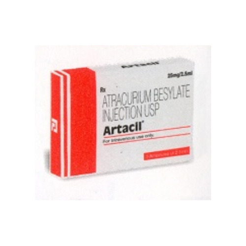 ARTACIL 25MG/2.5ML