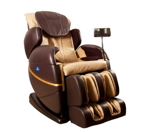 JSB 3D Zero Gravity Massage Chairs (Coffee-Brown)