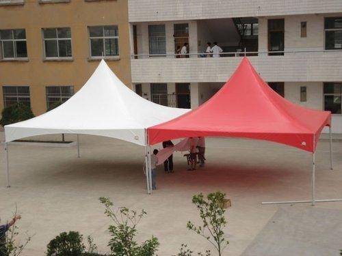 Tensile Membrane Tents