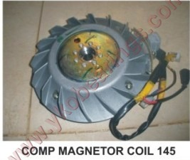 Complete  Magnetor Coil Re 145